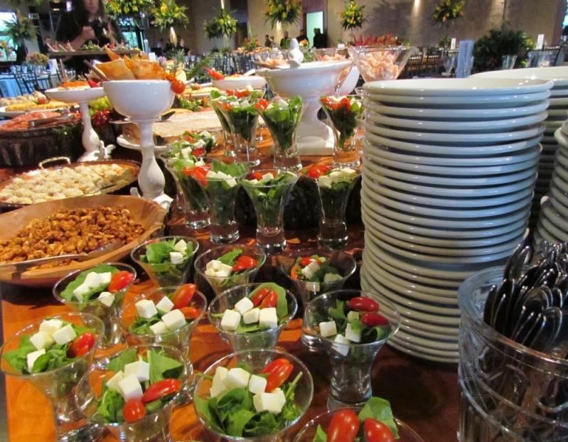 Buffet de Casamento para 100 Pessoas Valores Cajuru - Buffet para Casamento Simples