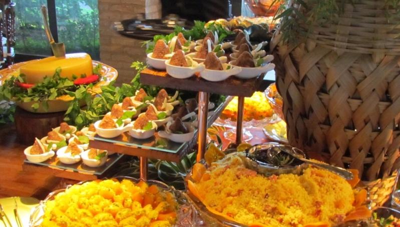Buffets Casamento para 200 Pessoas Severinia - Buffet Casamento
