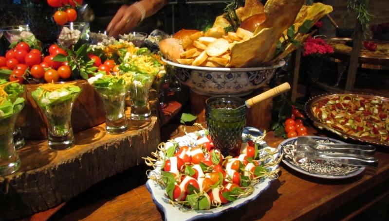 Buffets para Festa de Batizado Pradópolis - Buffet de Festa de Casamento