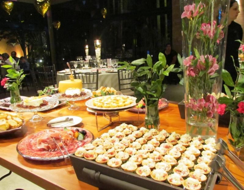Buffets para Festas e Eventos Porto Ferreira - Buffet para Pequenos Eventos