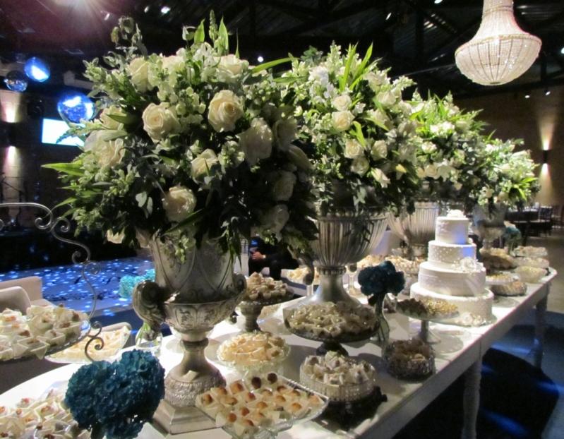 Buffets Simples para Casamento Guaíra - Buffet Casamento