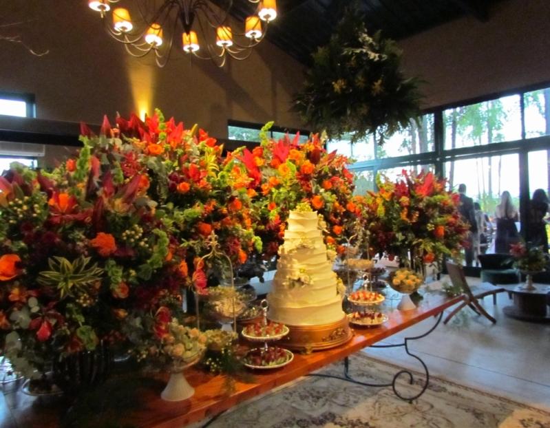 Empresa de Buffet de Casamento para 100 Pessoas Pradópolis - Buffet Completo para Casamento