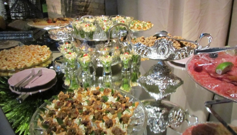 Quanto Custa Buffet para Festa de Formatura Orlândia - Buffet Festa