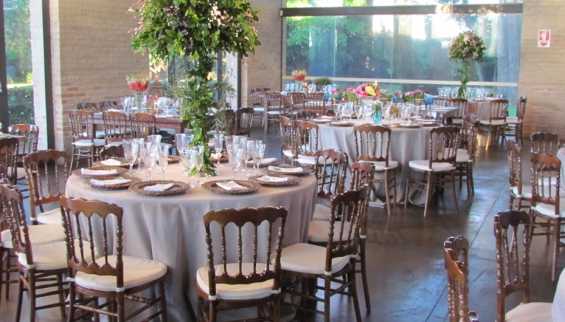Serviço de Buffet Casamento para 200 Pessoas Santa Rosa de Viterbo - Buffet Simples para Casamento