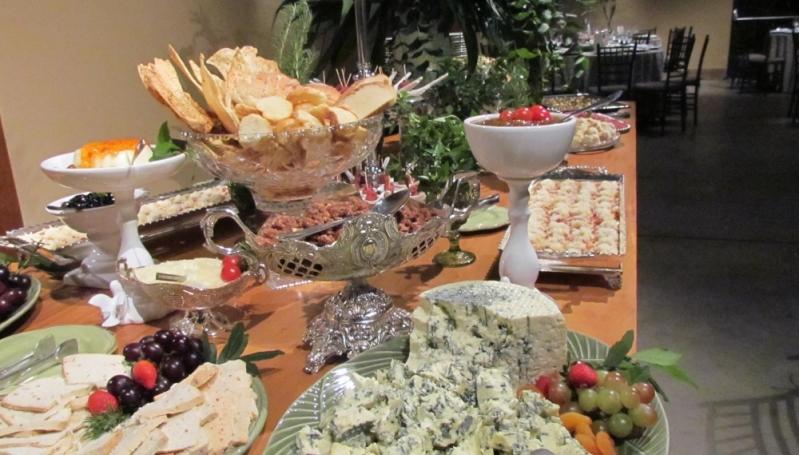 Serviço de Buffet Completo para Casamento Campos Elíseos - Buffet Casamento para 200 Pessoas
