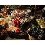 buffet de aniversário adultos Alto da Boa Vista