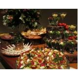 buffet de aniversário Bebedouro