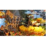 buffet de casamento simples valores Jaboticabal