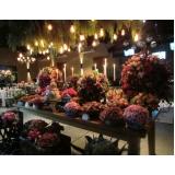 buffet de churrasco para casamento Bebedouro