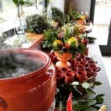 buffet de evento corporativo valores Monte Alto