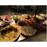 buffet eventos corporativos preço Bebedouro