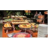 buffet festas e eventos Serrana
