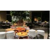 buffet para aniversário de 30 anos preço Dumont