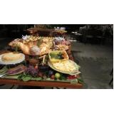 buffet para aniversário de 30 anos Bebedouro