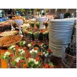 buffet de casamento para 100 pessoas