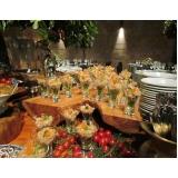 buffet de churrasco para casamento