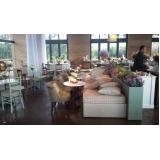 buffet para eventos Novo Horizonte