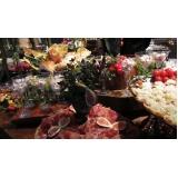 buffet para festa de batizado valor Campos Elíseos