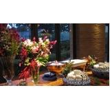 buffet para festa de batizado Santa Rosa do Viterbo