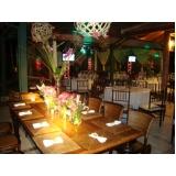 buffet para festa de inauguração Santa Rosa do Viterbo
