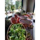 buffet para festas de empresas Cravinhos