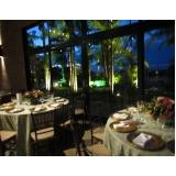 buffet para jantar de aniversário Barrinha