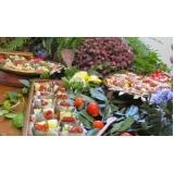 buffets confraternização de evento corporativos Cajuru