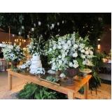 buffets de casamento com espaço próprio Santa Rosa de Viterbo