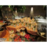 buffets de churrasco para casamento Severinia