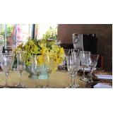 buffets de festa de casamento Serrana