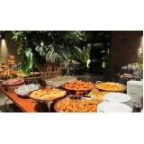 buffets para aniversário de 30 anos Monte Alto