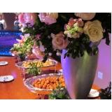buffets para aniversário de debutantes Tambaú