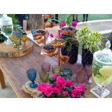 buffets para casamento simples Jardinópolis