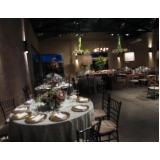 buffets para jantar de aniversário Serrana