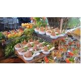 contratar buffet de eventos corporativos Santa Rita do Passa Quatro