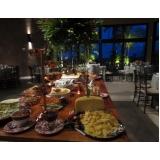 contratar buffet para pequenos eventos Jardinópolis