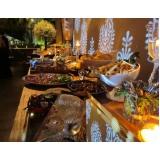 cotação de buffet corporativos Guatapará