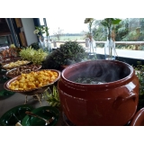 cotação de buffet para empresa City Ribeirão