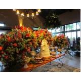 empresa de buffet de casamento para 100 pessoas Barrinha