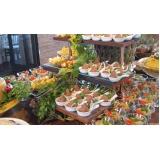 empresa de buffet de casamento simples Sumaré