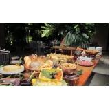empresa de buffet para aniversário de 30 anos Cássia dos Coqueiros