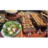 empresa de buffet para festa de casamento Porto Ferreira