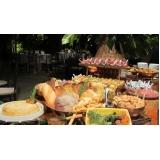 onde encontrar buffet para eventos corporativos Campos Elíseos