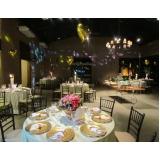 onde encontrar buffet para festas e eventos Campos Elíseos