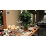 orçamento de buffet para aniversário de 50 ano Serrana