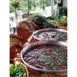 preço de buffet para festas de empresas Cravinhos