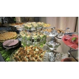 quanto custa buffet para festa de formatura Boulevard