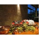 serviço de buffet casamento Novo Horizonte