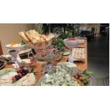 serviço de buffet completo para casamento Jaboticabal