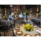 serviço de buffet de casamento para 100 pessoas Alto da Boa Vista